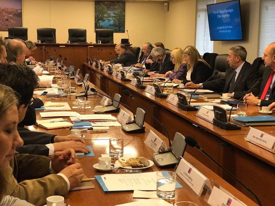 Bertone, integró la delegación argentina que participó en un foro internacional