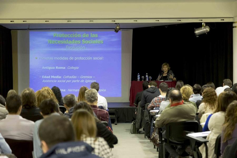 Más de cien personas participan del 2º módulo de la Diplomatura en Previsión Social en Ushuaia