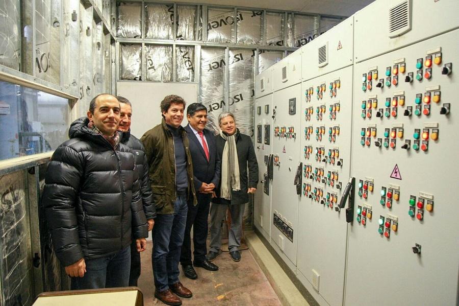 Desde la DPOSS destacaron el trabajo conjunto con la Subsecretaría de Recursos Hídricos de la Nación