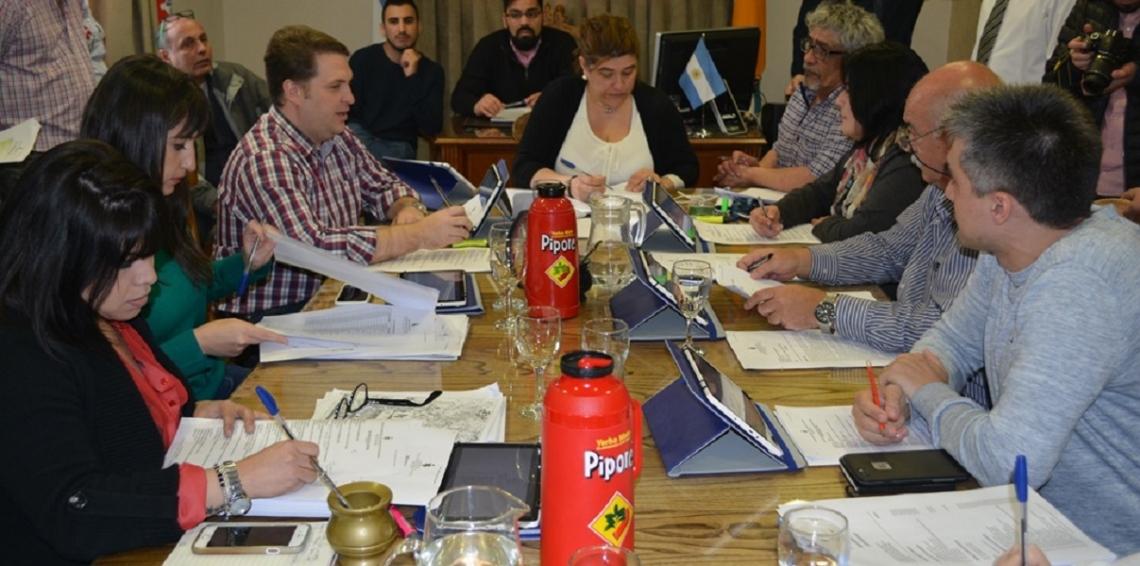 VI Sesión Ordinaria: Se realizó la reunión de Labor Parlamentaria