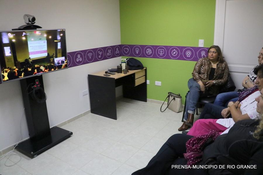 Se llevó a cabo la primera teleconferencia médica entre nuestra ciudad y el Garrahan