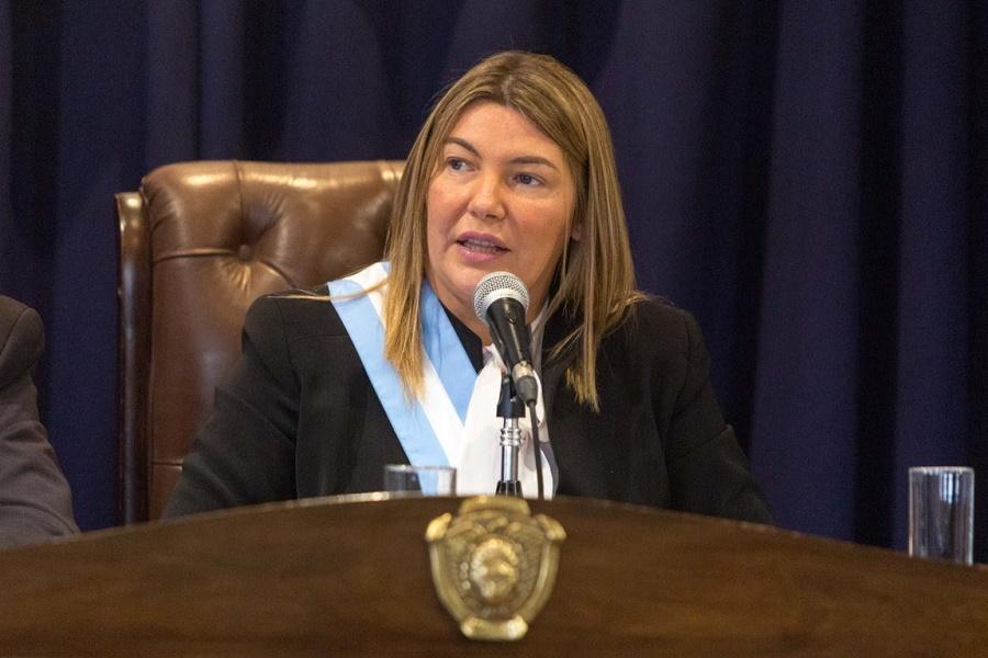 """Bertone: """"No se aceptarán medidas que impliquen perjuicio a la integridad territorial de nuestra provincia"""""""