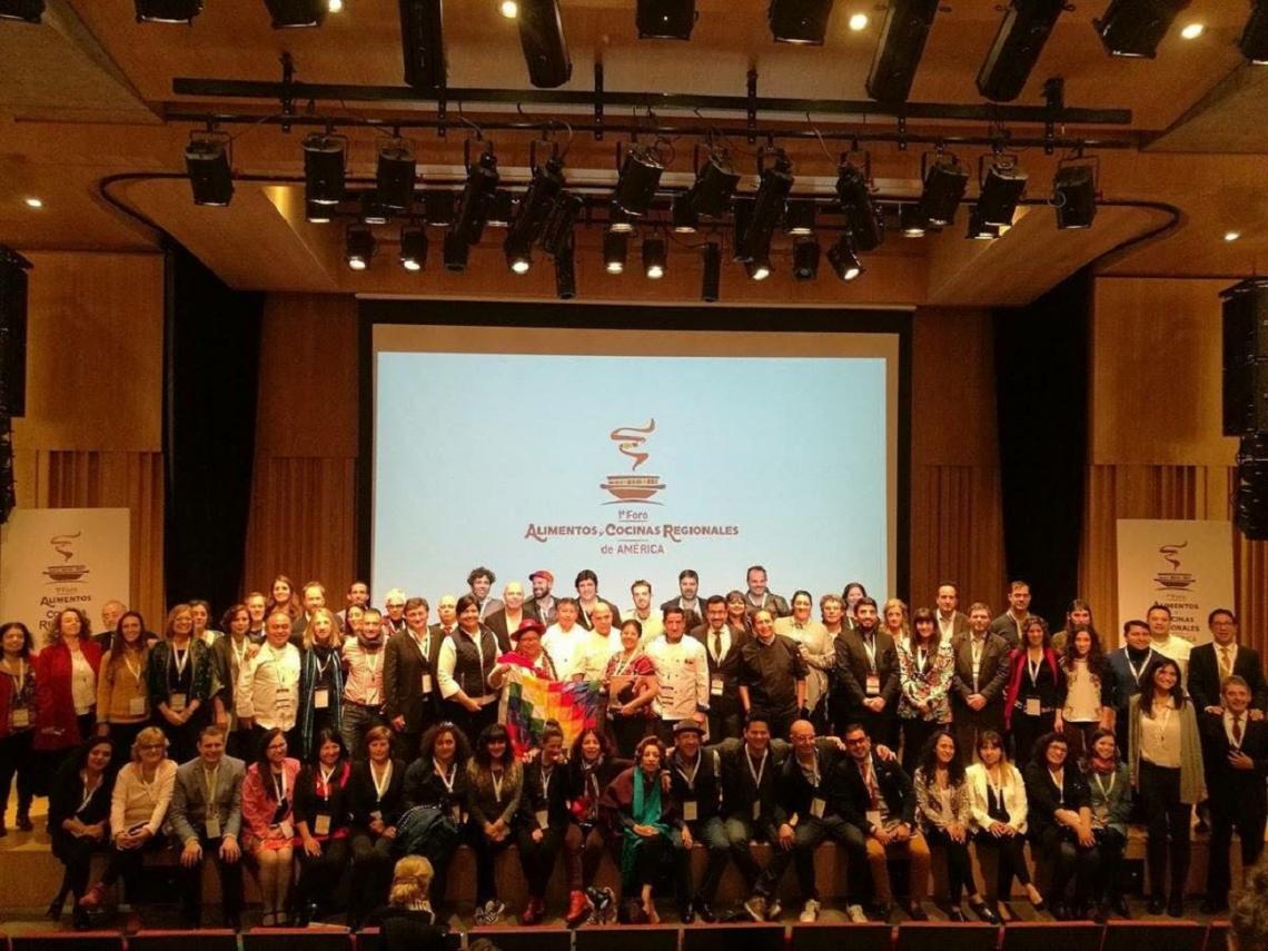Tierra del Fuego presente en el 1er Foro de Alimentos y Cocinas Regionales de América