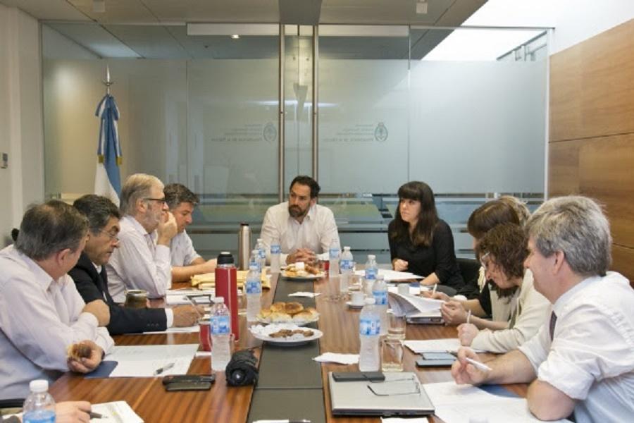 Se llevó adelante un encuentro del Comité Ejecutivo del COFECYT