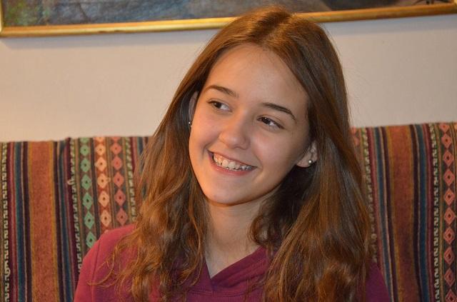 Agustina Lizondo dio un paso enorme en un certamen nacional