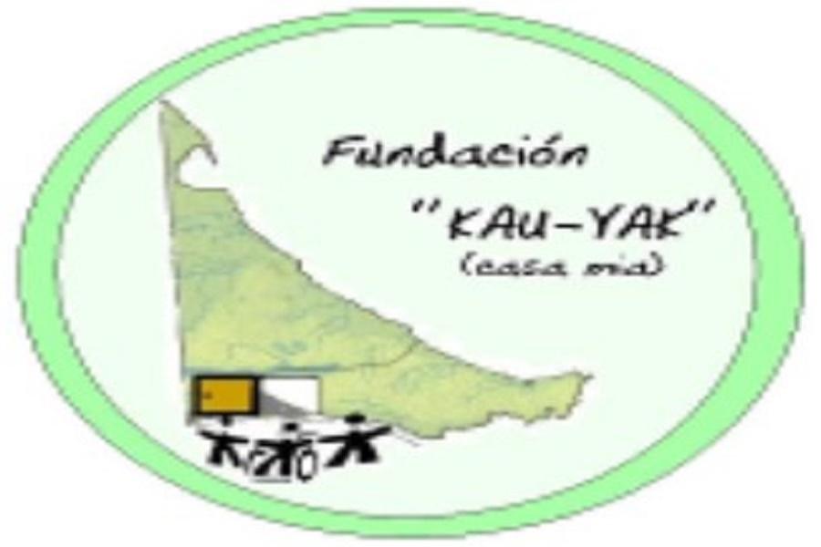 """Se renovará el comodato de uso del edificio donde funciona la Fundación """"Kauyak"""""""