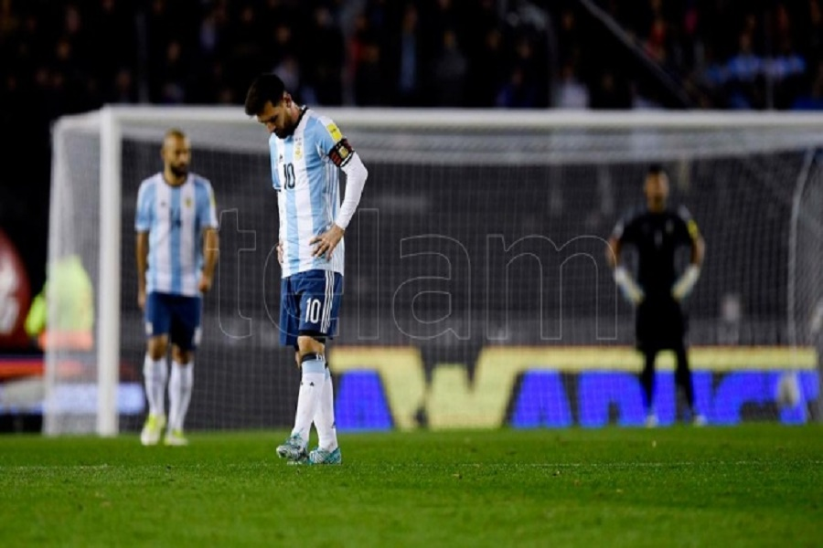 Eliminatorias 2018: Argentina dejó muchas dudas, empató con Venezuela
