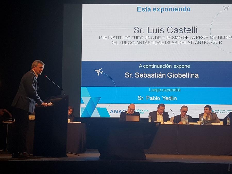 Fuerte apoyo del Gobierno provincial a las nuevas rutas aéreas