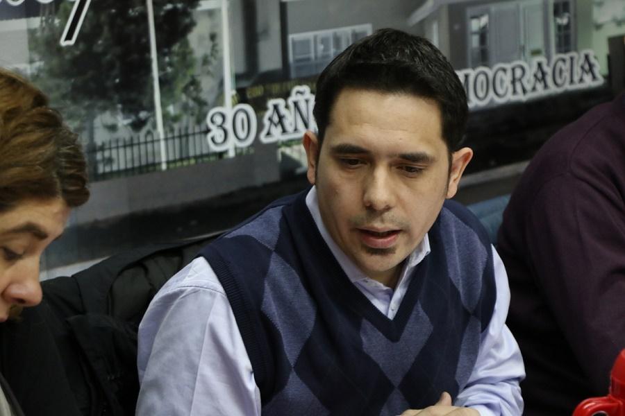 Dura crítica de Federico Runín contra el gobierno de la provincia