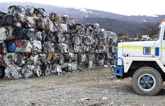 Exportarán otras 600 toneladas de chatarra desde la ciudad de Ushuaia