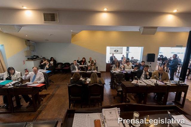 Legislatura: Tratarán la Regeneración del área petrolera de YPF.