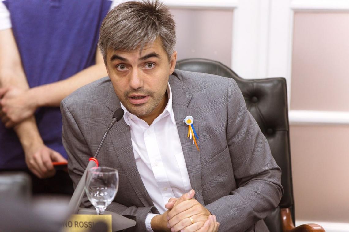 Fuerte cruce entre representantes de la UTA y el concejal Rossi