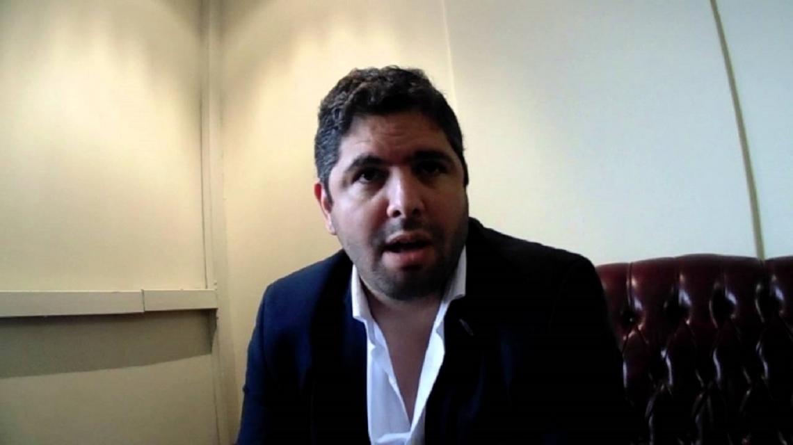 Bertone confirmó el alejamiento de Gastón Natale, presidente de Vialidad