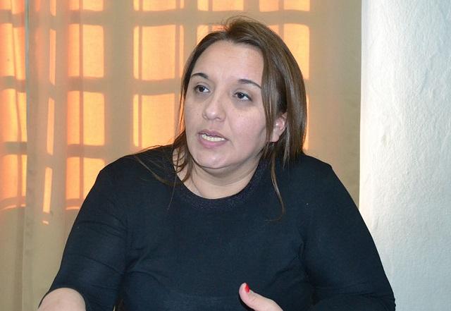 La legisladora Freites cargó contra exgobernadora Fabiana Ríos