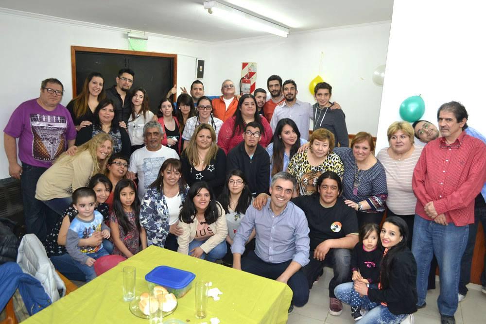 La agrupación Chen Haitken celebró el Día de las personas sordas