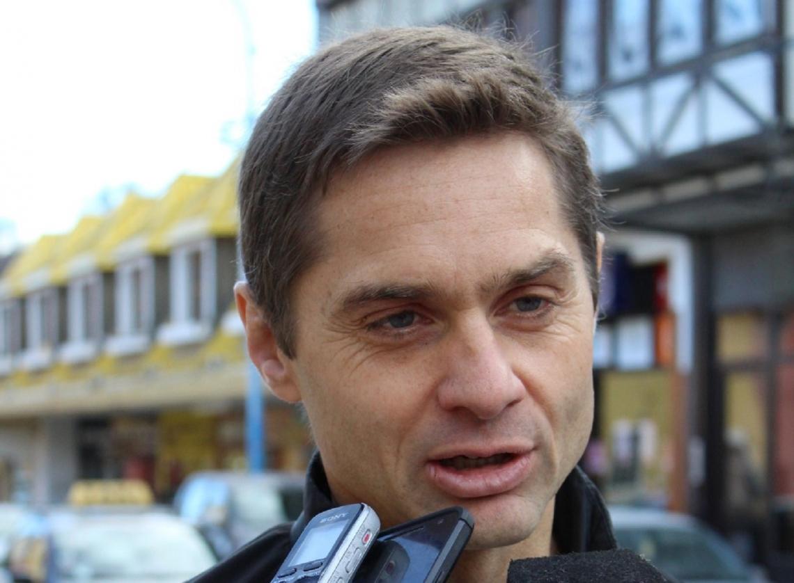 Federico Sciurano confirmó que no será candidato a diputado nacional