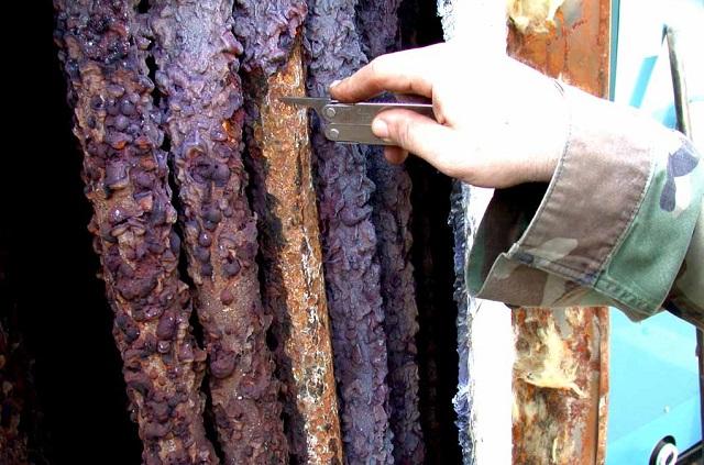 El Inti capacitará sobre Corrosión y Protección en la Industria del Petróleo