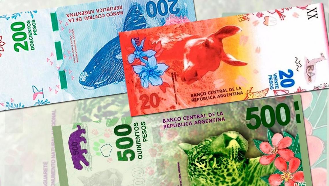 Desde Río Grande, presentaron el nuevo billete de $20