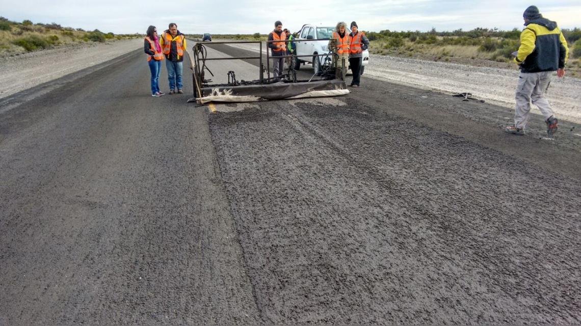 Anunciaron el llamado a licitación para asfaltar el tramo San Sebastián-Chile