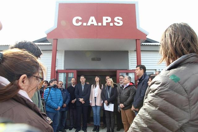 Inauguraron el Centro de Atención Primaria de la Salud en el barrio Río Pipo
