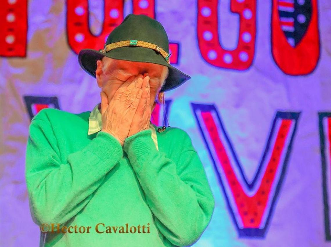 El pueblo de Río Grande le rindió homenaje a Walter Buscemi