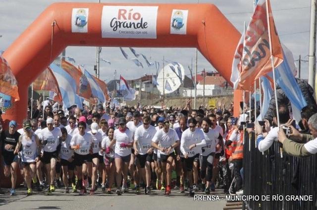 Inició la inscripción para participar del Río Grande Corre por Malvinas