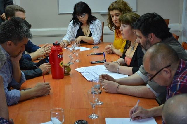 Emergencia Vial: Concejales recibieron a la secretaria de Obras Públicas