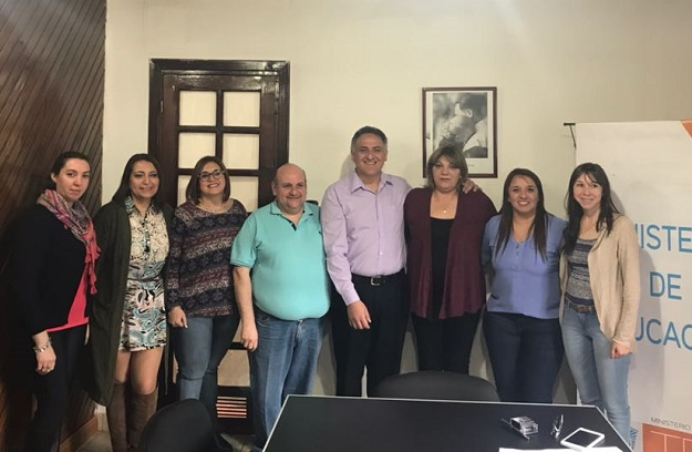 Fines: Educación y Atsa firmaron un convenio para implementar el plan