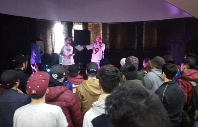 Río Grande fue sede del primer torneo patagónico de hip hop