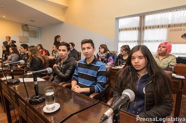 Con una amplia variedad de temas, el Parlamento Juvenil sesionó en Ushuaia