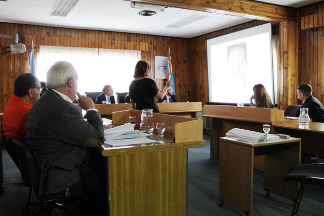 Avanza el juicio por lesiones graves en perjuicio de una mujer