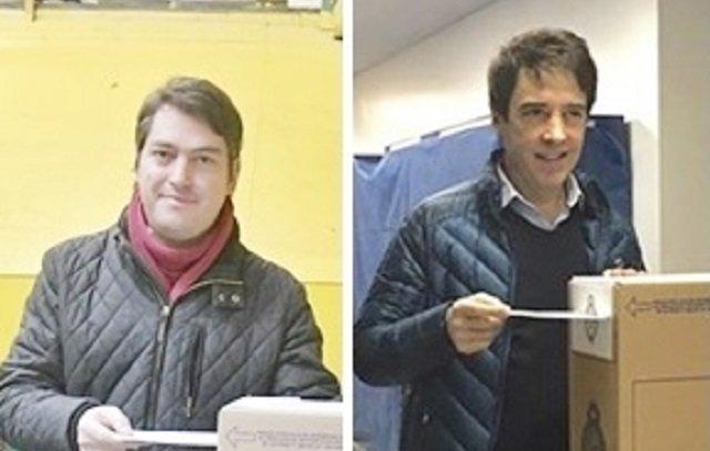 Elecciones 2017: Polarización y empate técnico entre Tito Stefani y Martín Pérez