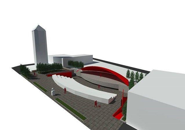 El concejal Alejandro Nogar busca la creación del Anfiteatro Don Bosco