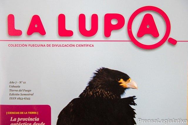 La revista La Lupa llega a 5 mil ejemplares de divulgación científica