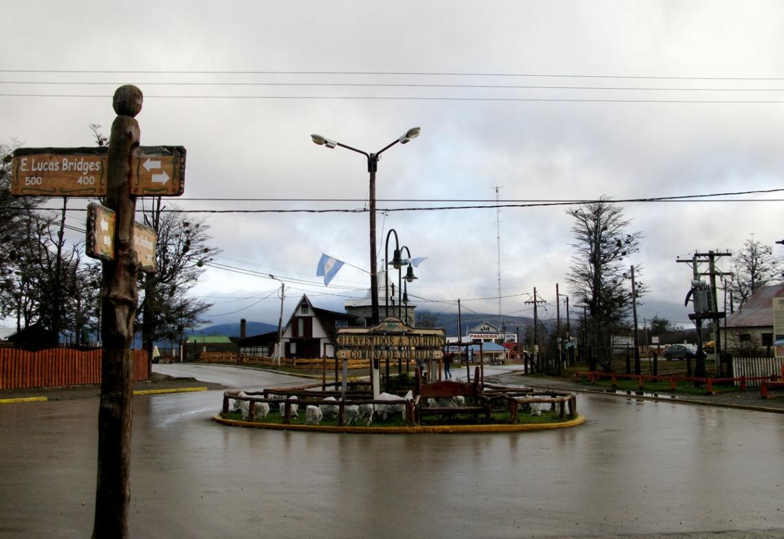 El Parlamento sancionó la creación del departamento Tolhuin