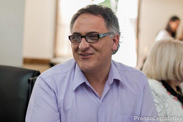 Romero presentó las proyecciones de su cartera a los Parlamentarios