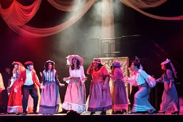 Declararon de interés provincial al show musical del colegio Los Andes