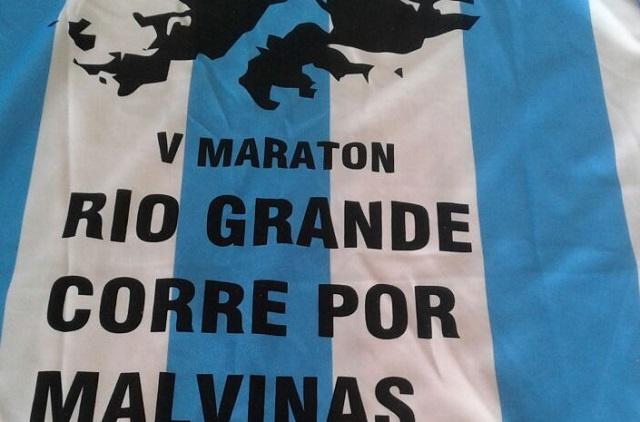 """Hasta hoy inscriben en la 5ta. Maratón """"Río Grande Corre por Malvinas"""""""