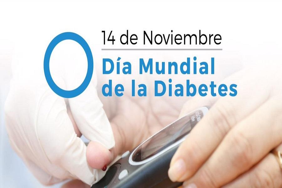 El Ministerio de Salud informa actividades por el Día Mundial de la Diabetes