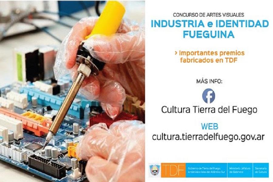 """Concurso de artes visuales """"Industria e Identidad Fueguina"""""""