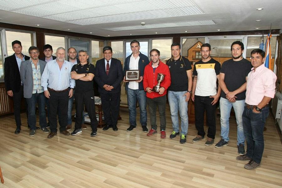 Tierra del Fuego campeón del Argentino Super 9 de Rugby