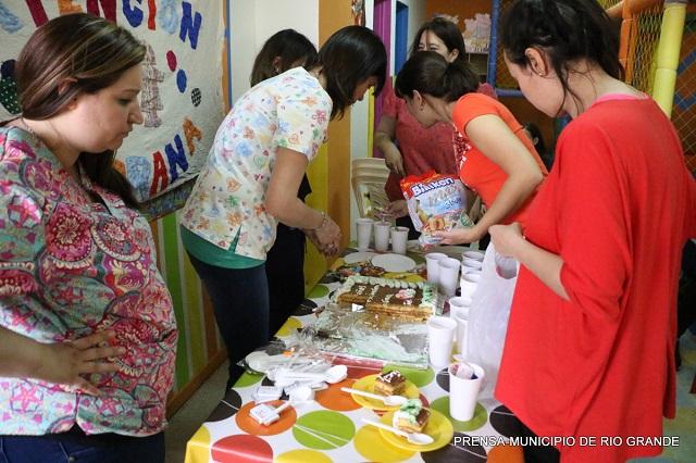 El servicio de Atención Temprana celebra 8 años de actividad