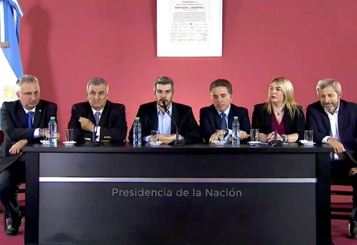 Pacto Fiscal: Finalmente fueron 22 las provincias que firmaron el Acuerdo