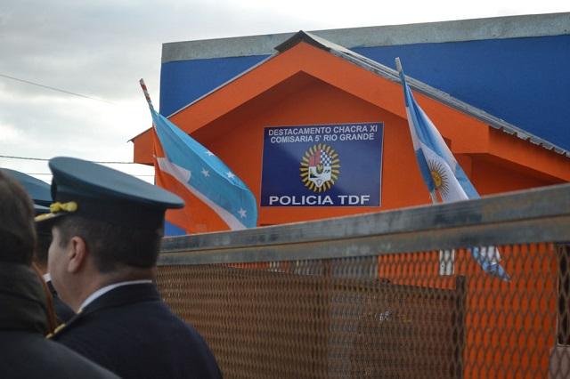 La delegación policial de Chacra XI ya realiza trámites administrativos