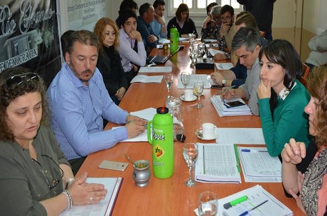 La Secretaría de la Producción presentó el proyecto de presupuesto