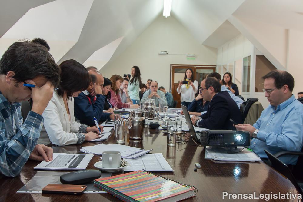 La Legislatura retomó el debate del proyecto de Presupuesto para el 2018