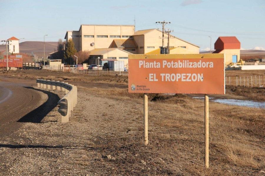 Se realizarán tareas de limpieza y mantenimiento en la cisterna principal en el Tropezón