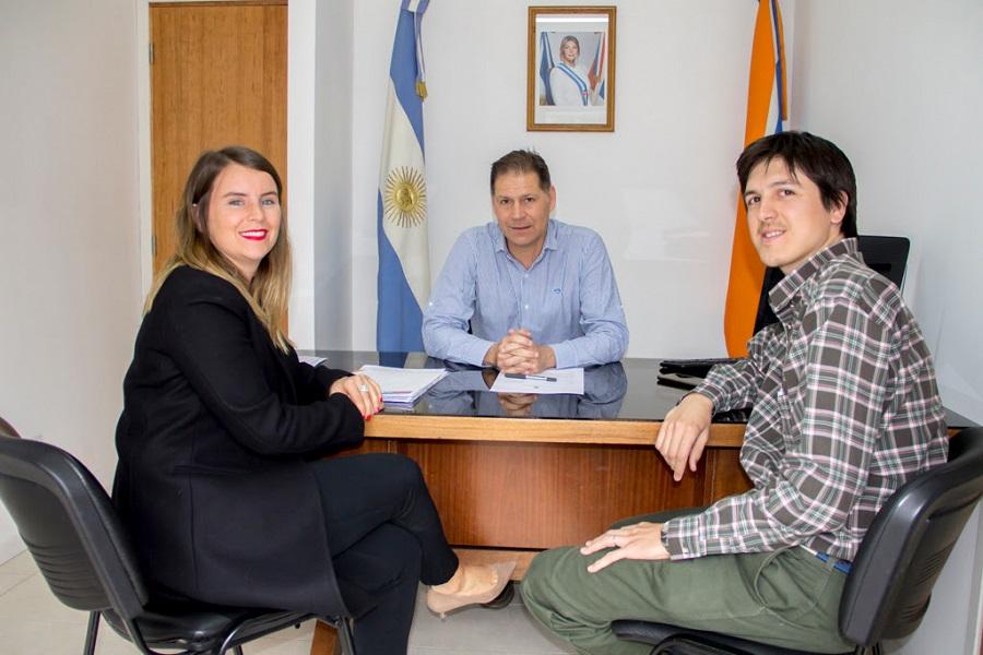 Tierra del Fuego fue seleccionada para la realización de un proyecto de cooperación internacional