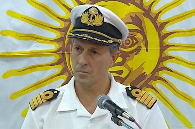 Día 10 - Búsqueda del submarino: No hubo ataque externo ni armamento interno