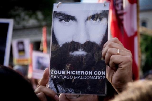 """Confirmado: Maldonado murió por """"asfixia por sumersión"""" y no hubo arrastre"""